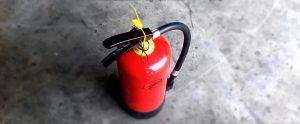 October - Fire Prevention